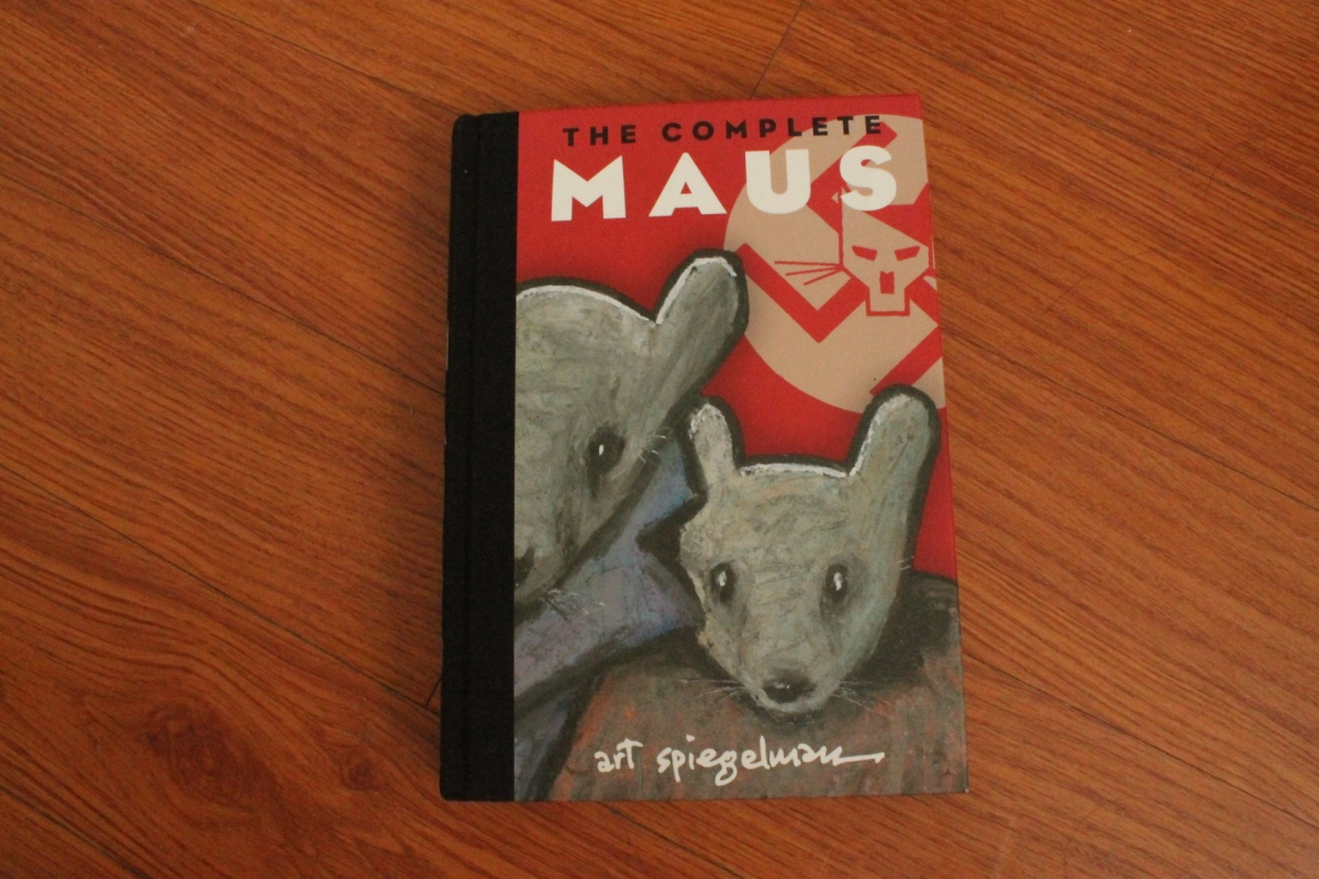 the complete maus art spiegelman pdf