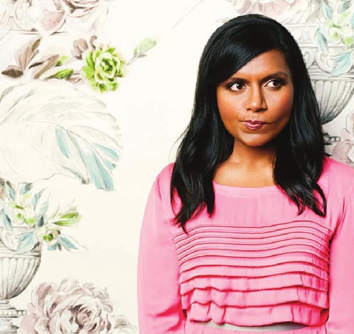 picture NOT mine. Googled it. copyright: http://www.looksandbooks.com/wp-content/uploads/2011/11/mindy-kaling-book.jpg